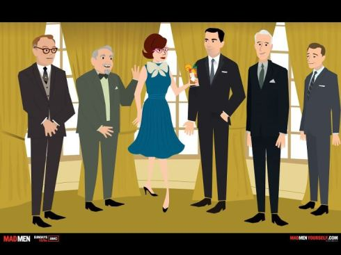 mad men avatar